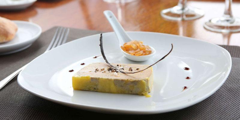 Foie Gras or Caviar