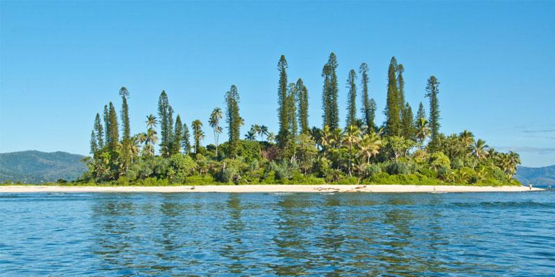 Poindimie's Tibarama Islet